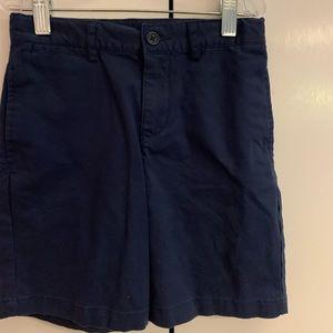 Boys Polo shorts navy 7